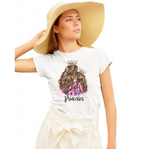 Дамска тениска PRINCESSES