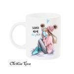 Чаша за мама с арт принт - BOY