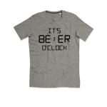 Тениска със забавен надпис за  мъж