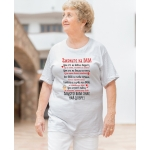 Тениска ЗАКОНИТЕ на БАБА