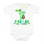 Бебешко боди за рожден ден на дете