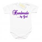 """Забавно бебешко боди """"Handmade"""""""