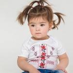 Бебешко боди с народни шевици