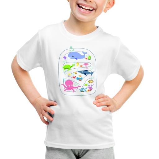 Детска тениска Подводно Царство